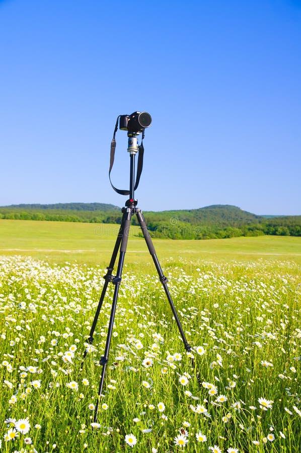 Herstellung von Fotographie. lizenzfreies stockfoto