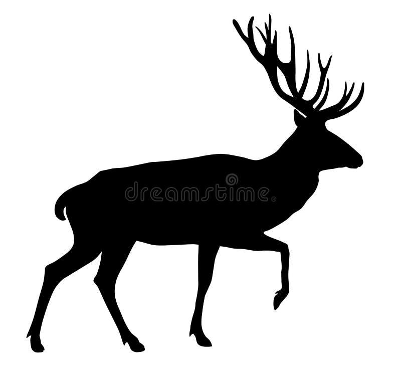 Herten stock illustratie