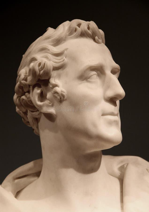 hertig wellington royaltyfri bild