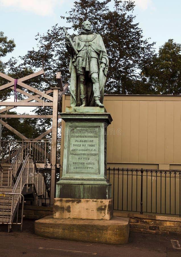 Hertog van York, Edinburgh stock fotografie