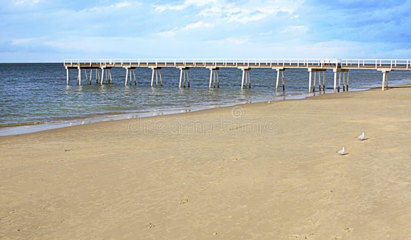 Hervey Schacht Queensland Australien stockbild
