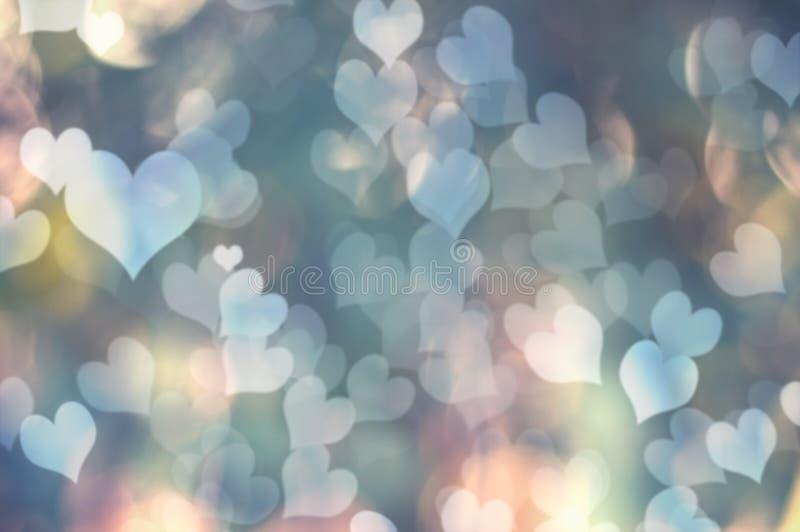 Herz-Hintergrund lizenzfreies stockfoto