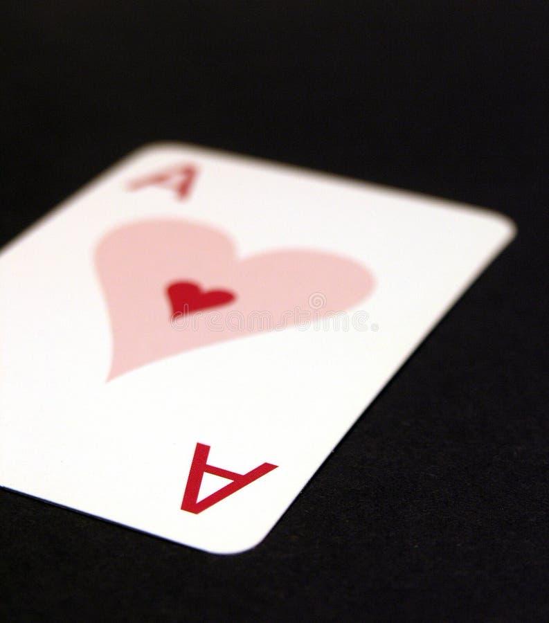Download Herzass stockbild. Bild von kasino, spiel, perspektive, inneres - 29641