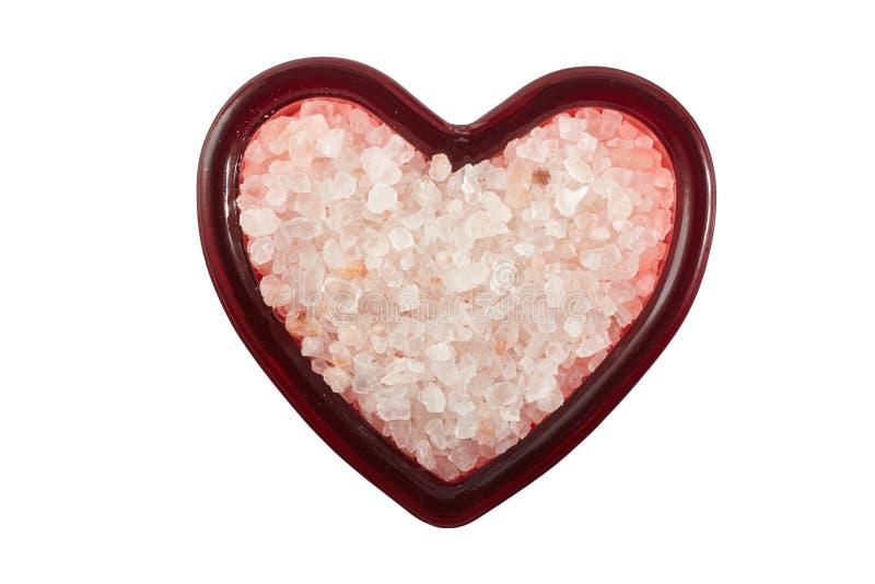 Herzformbehälter stockfotos