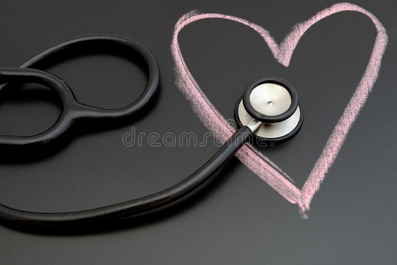 Herzgesundheit lizenzfreies stockfoto