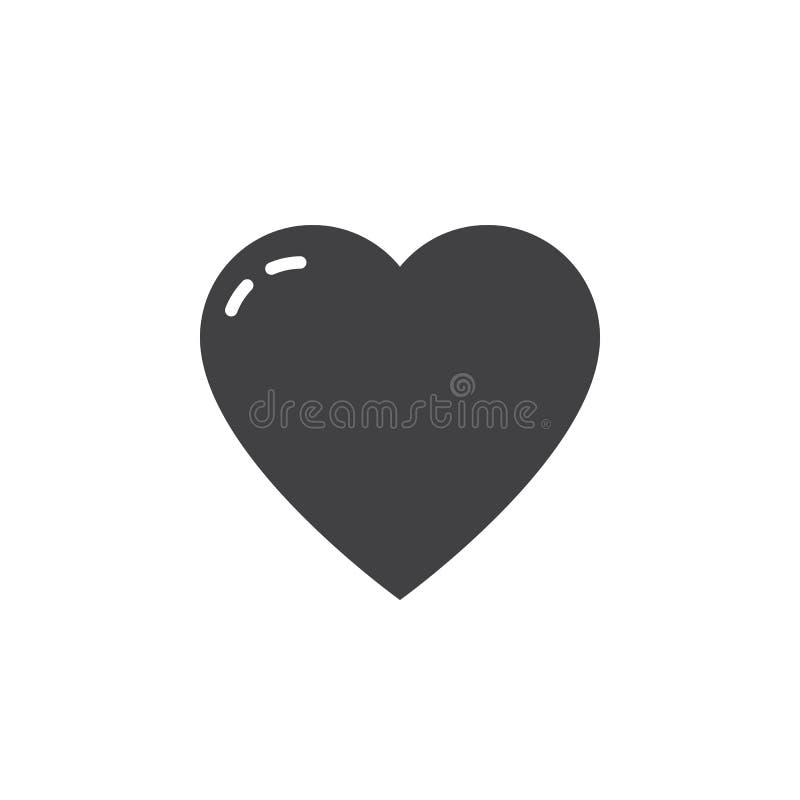 Download Herzikone, Lieben Feste Logoillustration, Piktogramm Isola Stock Abbildung - Illustration von gesundheit, valentine: 90234366