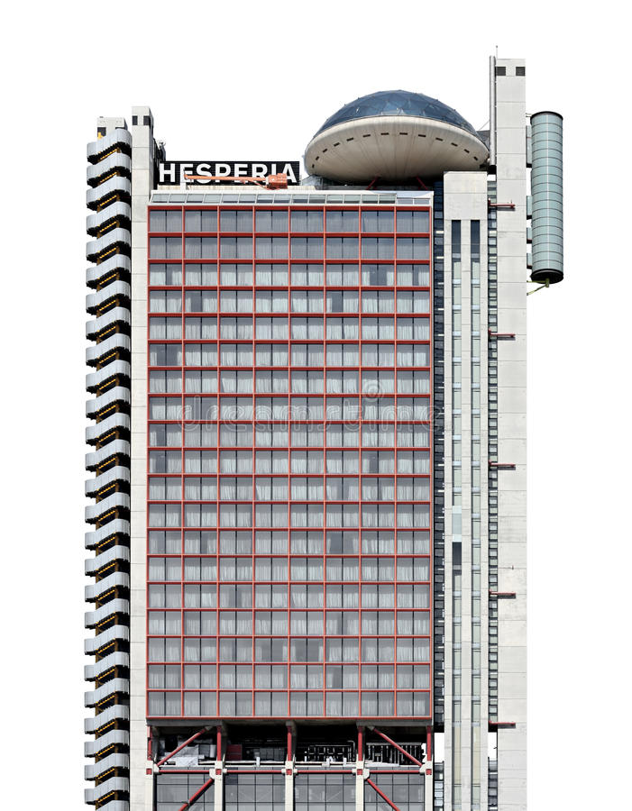 Download Hesperia hotel editorial image. Image of hotel, highrise - 38167165