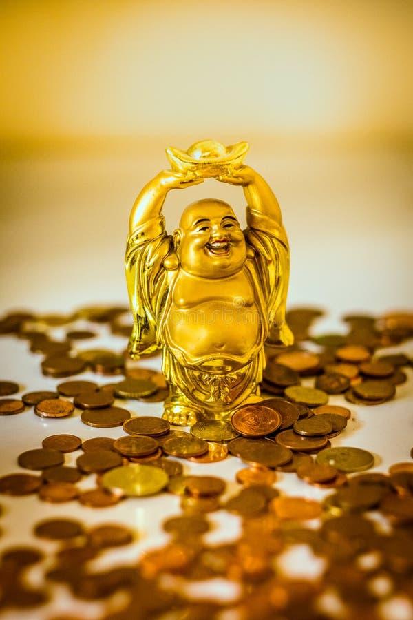 Het aantrekken van rijkdom royalty-vrije stock foto's