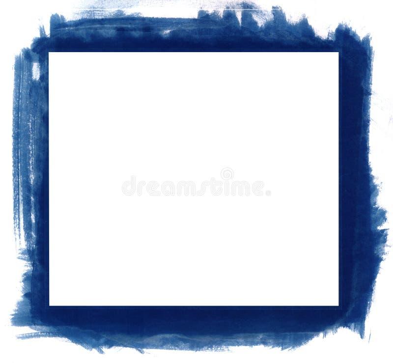 Het abstracte frame van Grunge stock foto