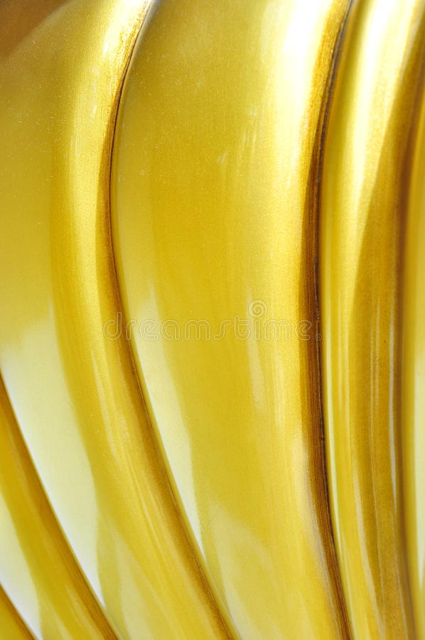 Het abstracte Gebogen Meubilair van de Kunst royalty-vrije stock foto
