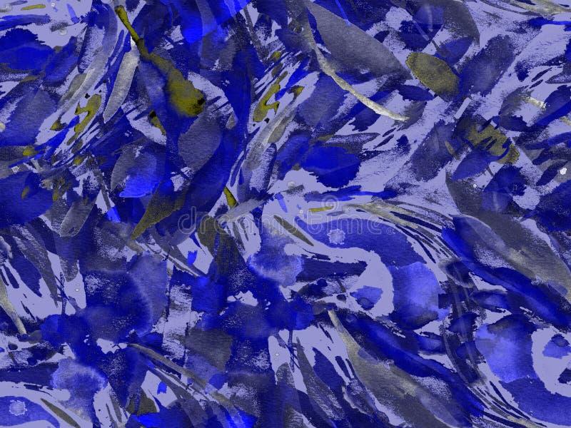 Het abstracte naadloze patroon van de Bohocaleidoscoop royalty-vrije stock foto's