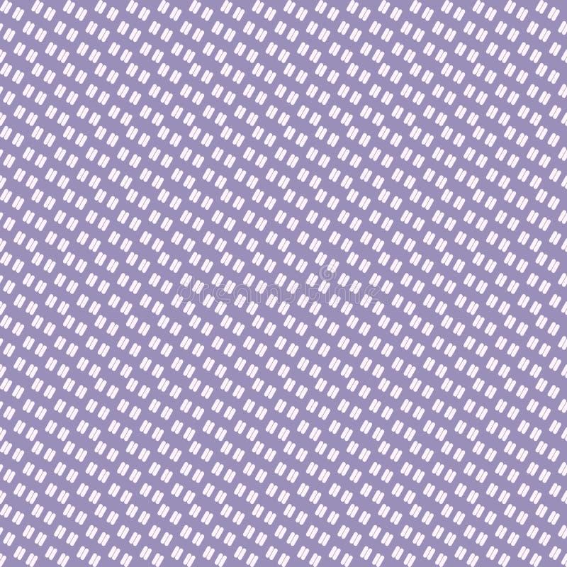 Het abstracte naadloze patroon van de lijnbatik stock fotografie