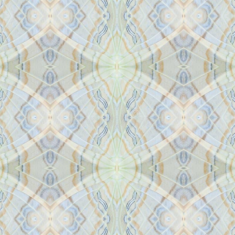 het abstracte naadloze patroon van de vlindervleugel stock illustratie