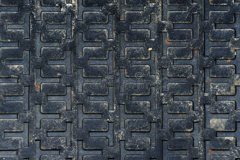 Het abstracte oude roestige Naadloze betegelen. royalty-vrije stock foto's