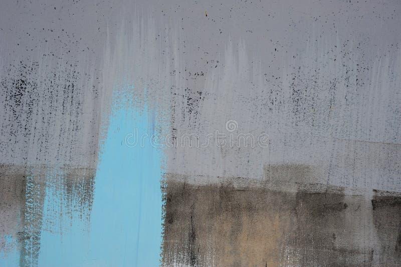 Het abstracte trekken op de muur, straatart. royalty-vrije stock afbeeldingen