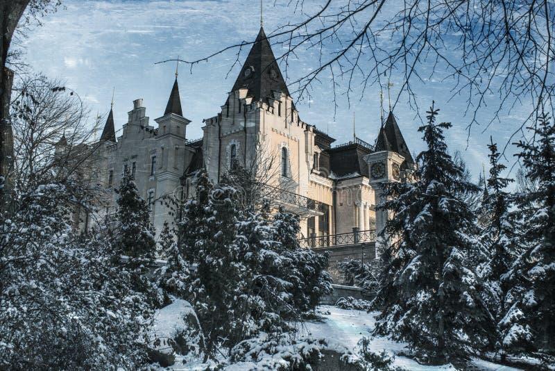 Het Academische Poppentheater van Kiev royalty-vrije stock afbeeldingen