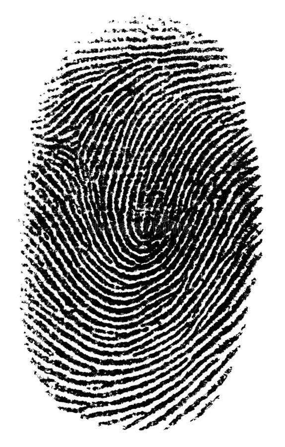 Het Af:drukken van de duim