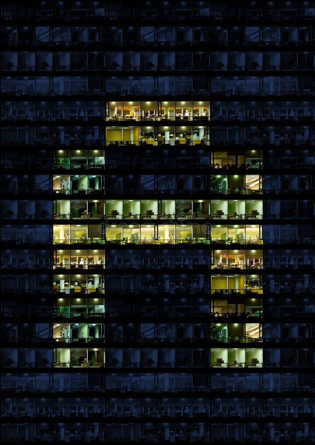 Het alfabet van het bureau royalty-vrije stock afbeelding
