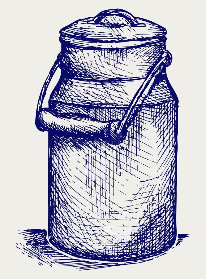 Download Het aluminium kan vector illustratie. Illustratie bestaande uit grafisch - 29506520