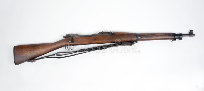 Het Amerikaanse geweer van M1903 Springfield stock fotografie