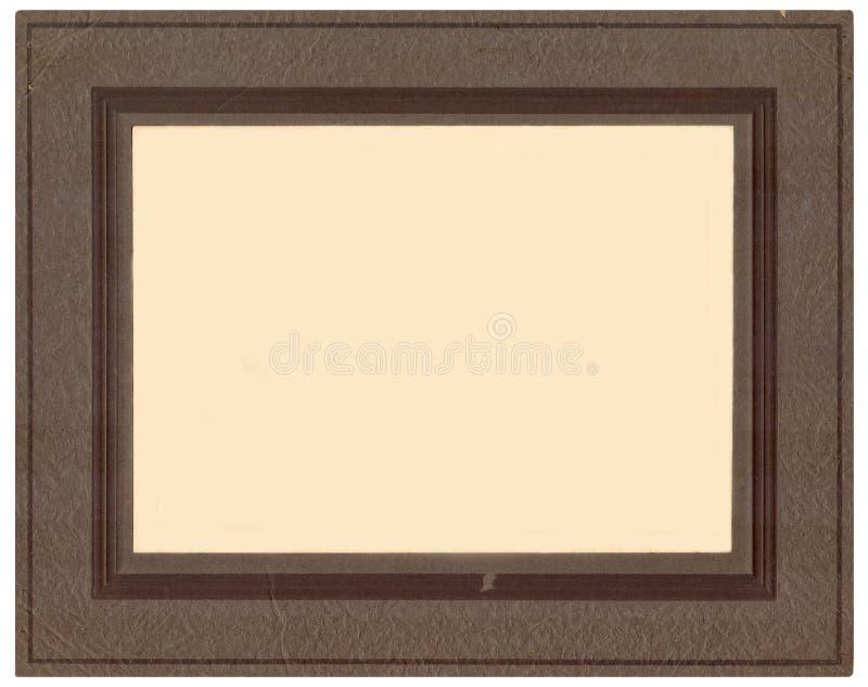 Het antieke Frame Bro van de Foto van de Studio royalty-vrije stock foto