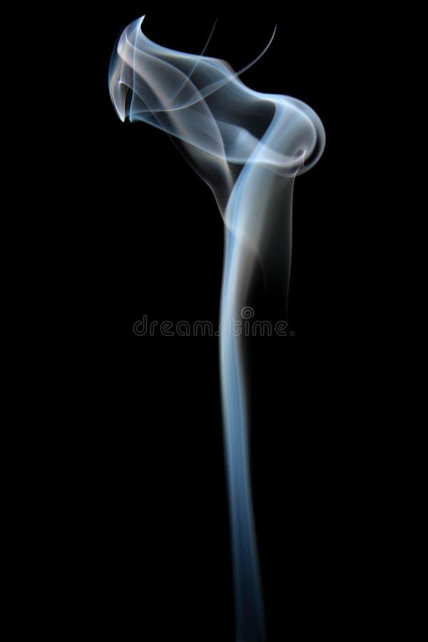 Het art. van de rook stock foto's
