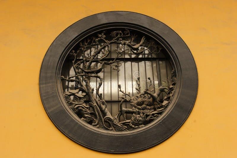 Het art. van het venster royalty-vrije stock foto