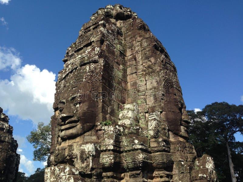 Het Art. van Kambodja stock foto