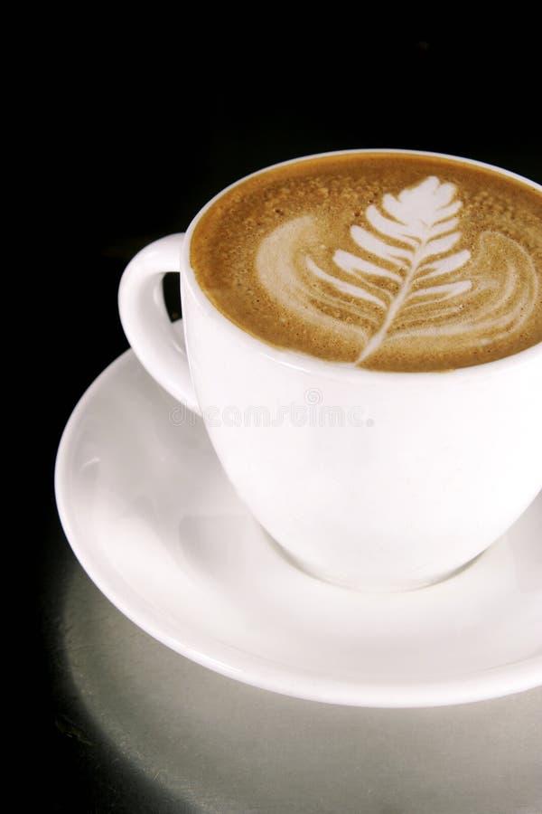 Het Art. van Latte royalty-vrije stock afbeeldingen