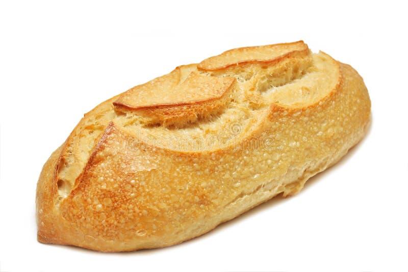 Het artisanale Brood van de Zuurdesem stock foto's