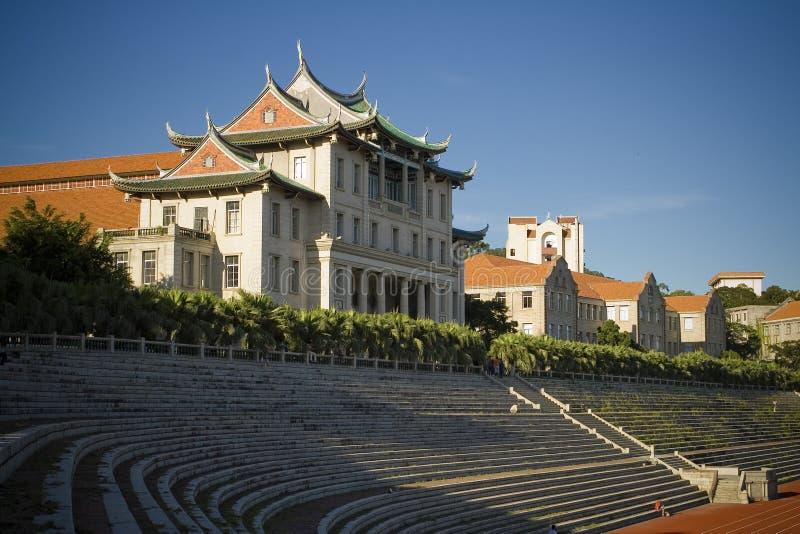 Het Auditorium van Jiannan stock foto