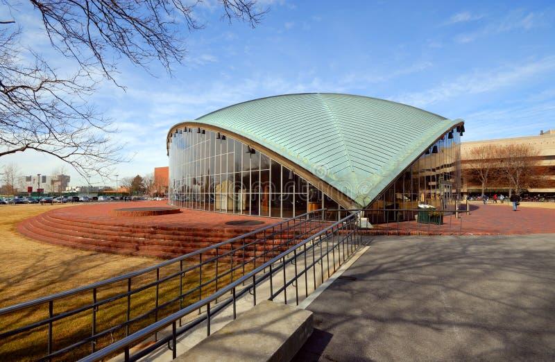 Het Auditorium van Kresge royalty-vrije stock foto's
