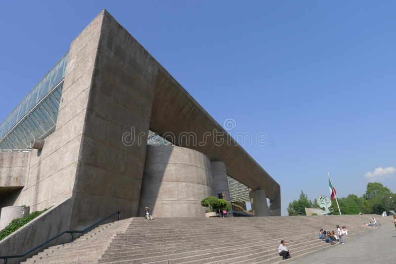 Het auditorium van Mexico-City royalty-vrije stock afbeelding