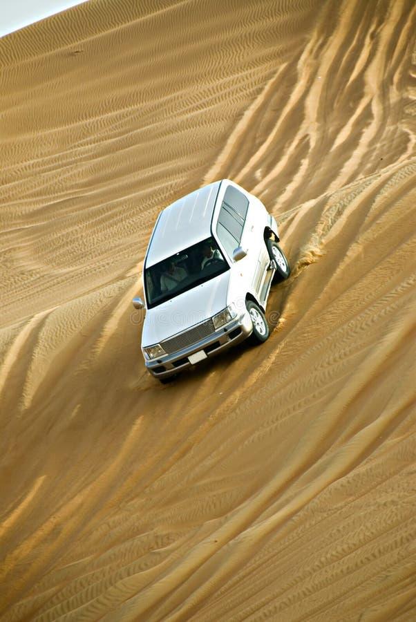 Het avontuur van de woestijn royalty-vrije stock foto