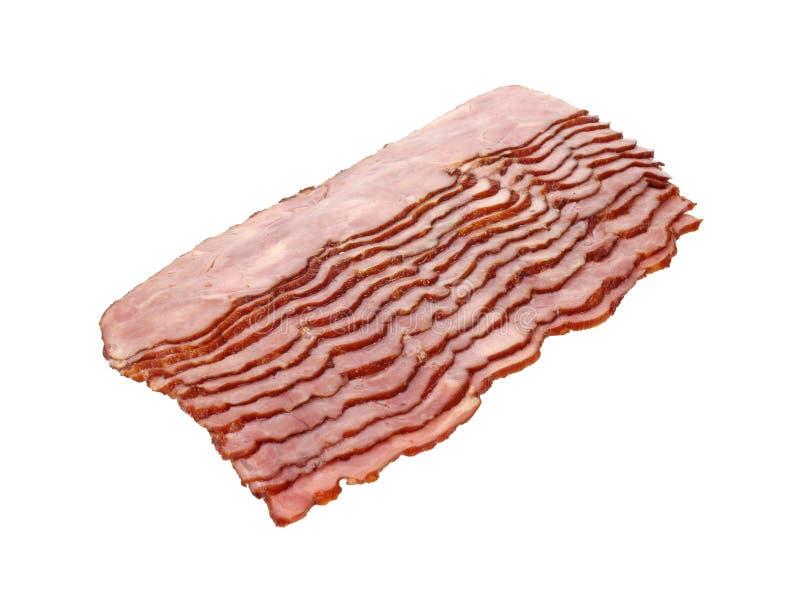 Het bacon van Turkije royalty-vrije stock afbeelding