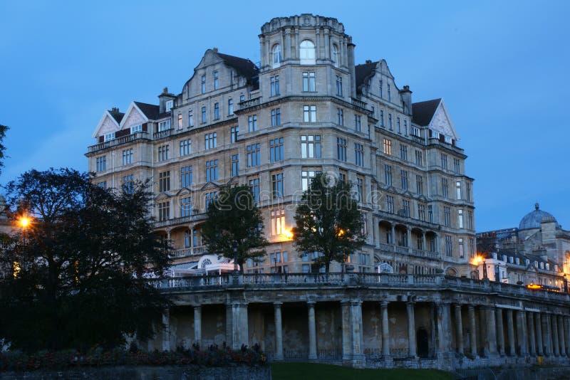 Het Bad Van Het Hotel Van Het Imperium Stock Fotografie
