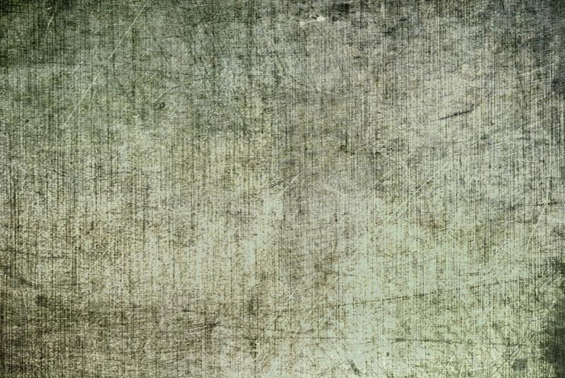 Het Bederf Oud Abstract Canvas van Grunge Donker Grey Black White Rusty Distorted het Schilderen Textuurpatroon voor Autumn Backg royalty-vrije stock afbeelding