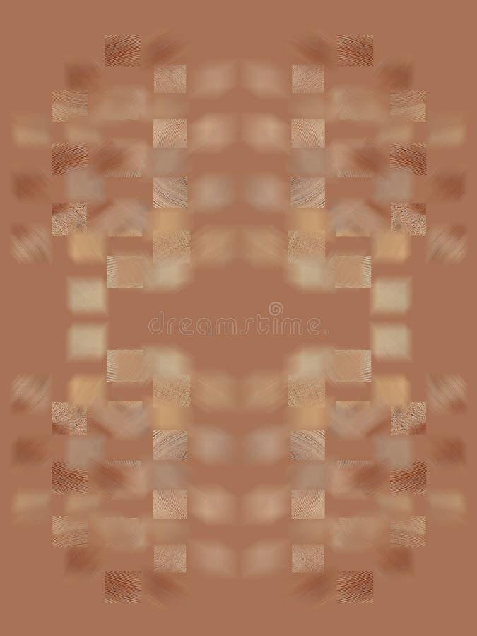 het beeld snijdt houten stralen royalty-vrije stock afbeeldingen