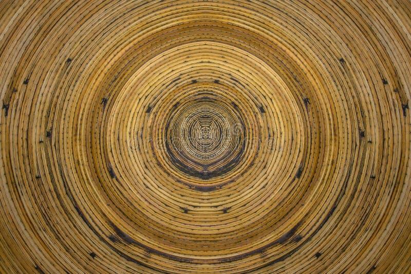 Het beeld van de bamboeplaat stock afbeeldingen