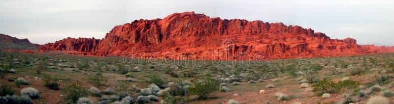 Het beeld van het panorama stock afbeeldingen