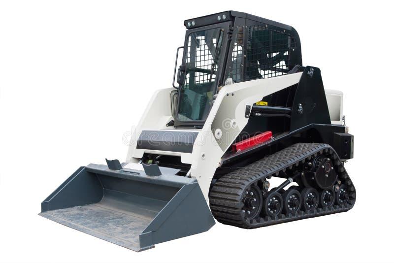 Het beeld van mini-tractor royalty-vrije stock foto