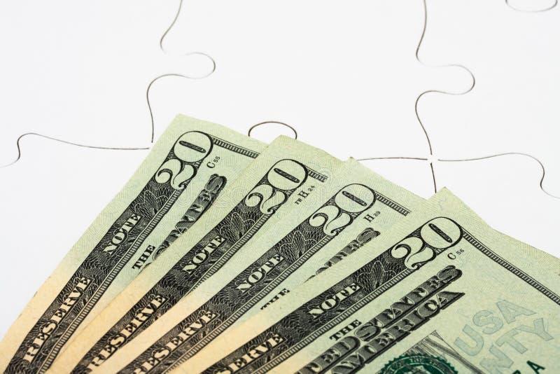 Het begrip van financiën stock afbeelding