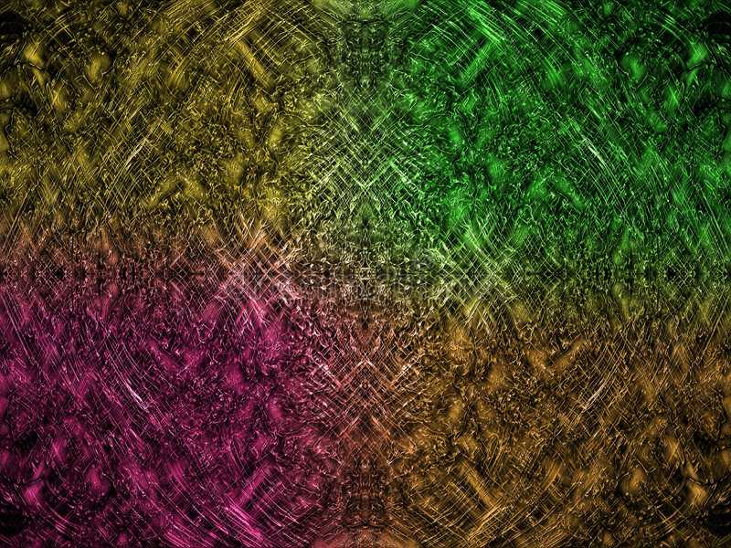 Het Behang Van Colorfull Stock Fotografie