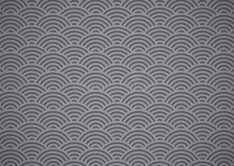 Het behang van het zoethout vector illustratie