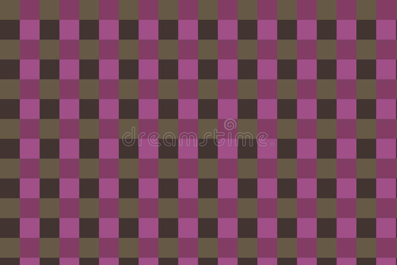 Het behang van vierkanten stock afbeelding
