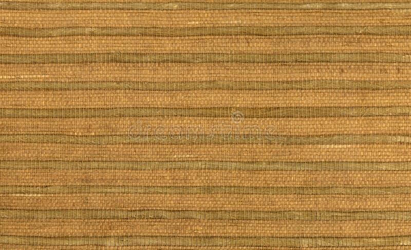 Het behangtextuur van het bamboe stock foto