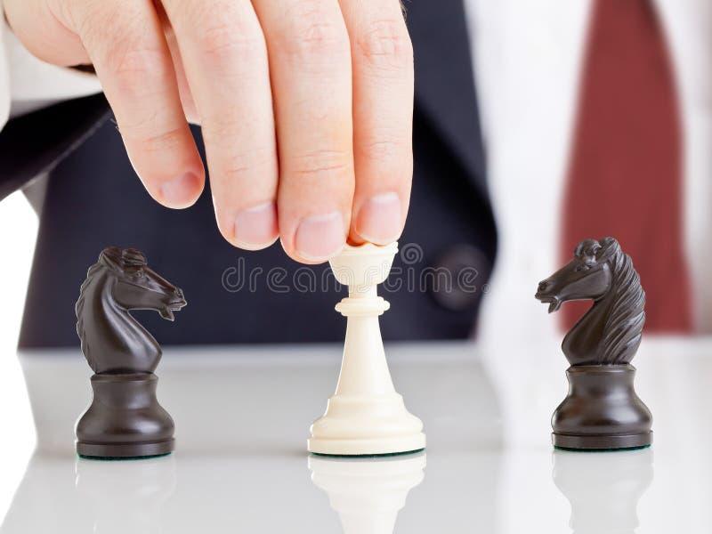 Het beheer van het conflict
