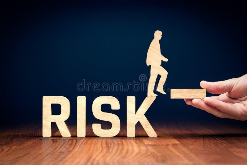 Het beheer van het risico royalty-vrije stock foto's