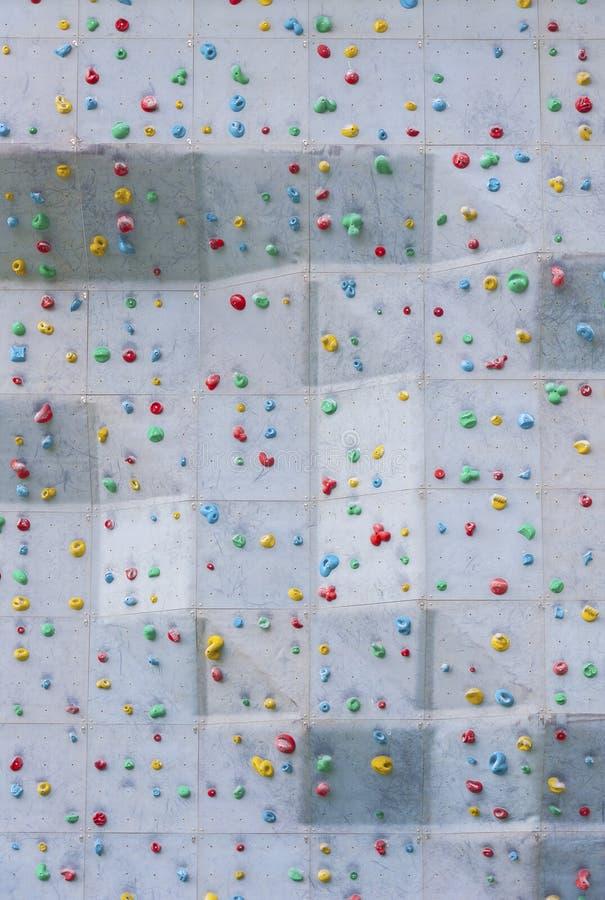 Het beklimmen van muur royalty-vrije stock afbeeldingen