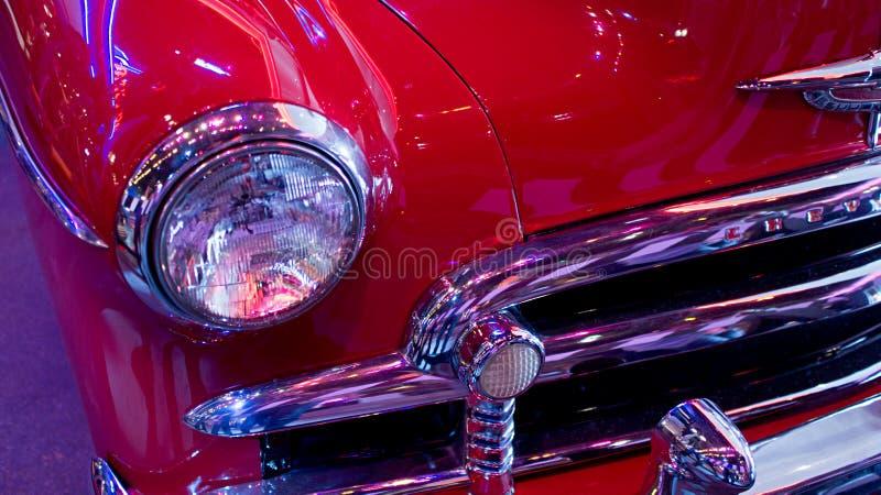 Het Bel Air van Chevrolet stock foto's